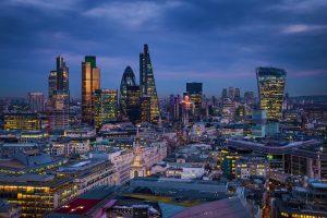 gtr london skyline